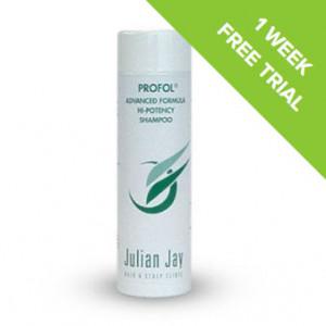 Hairloss Treatment Shampoo Trial